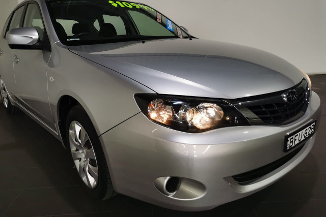 2008 Subaru Impreza G3 R Hatchback