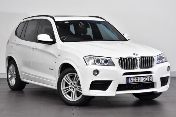 BMW X3 xDrive30d F25