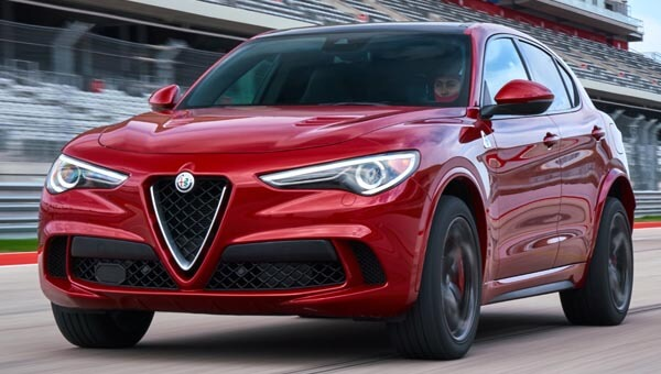 Stelvio Quadrifoglio EXCLUSIVE ALFA ROMEO INNOVATION