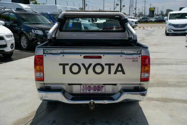2005 Toyota Hilux Workmate 4x2