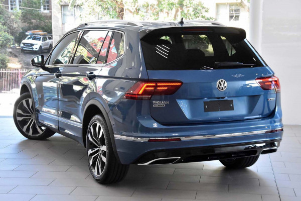 2020 MY21 Volkswagen Tiguan 5N 140TDI Highline Allspace Suv