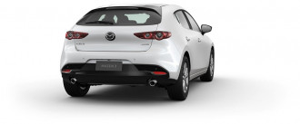 2020 MY21 Mazda 3 BP G20 Pure Other image 14