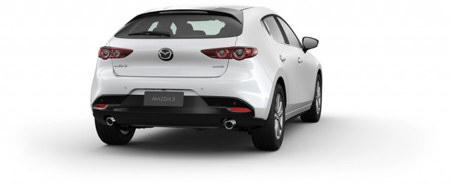 2020 MY21 Mazda 3 BP G20 Pure Other Mobile Image 14