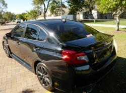 2014 MY15 Subaru WRX V1 Sedan Sedan