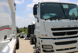 Fuso HEAVY CAB CHASSIS FREE SERVICING + INSTANT ASSET WRITE OFF AUTO FP54