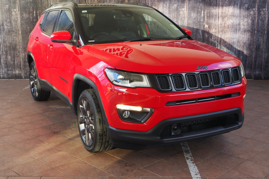 2020 Jeep Compass M6 S-Limited Suv Image 1
