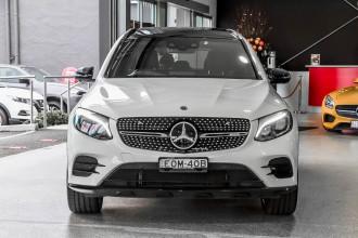 2017 Mercedes-Benz GLC-Class X253 GLC43 AMG Wagon Image 4