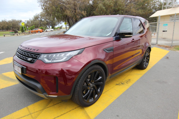 2017 Land Rover Discovery Vehicle Description.  5 L462 MY17 SD4 HSE WAG SA 8sp 2.0DTT SD4 Suv