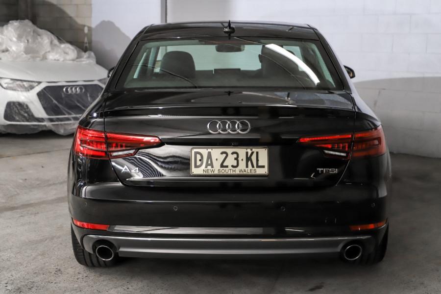 2016 Audi A4 sport