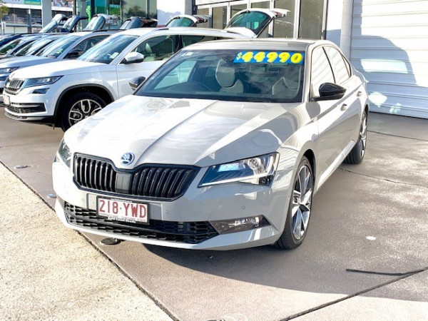 2018 MY18.5 Skoda Superb NP MY18.5 206TSI Sedan