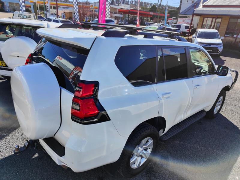 2018 Toyota Landcruiser Prado GDJ150R GXL Suv