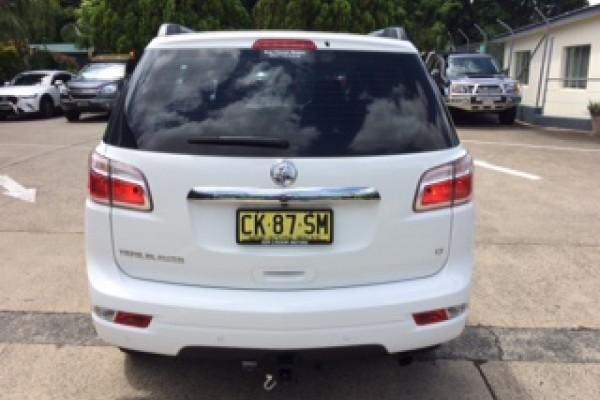 2016 Holden Trailblazer RG MY17 LT Suv