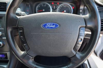 2004 Ford Falcon BA Mk II XR8 Sedan