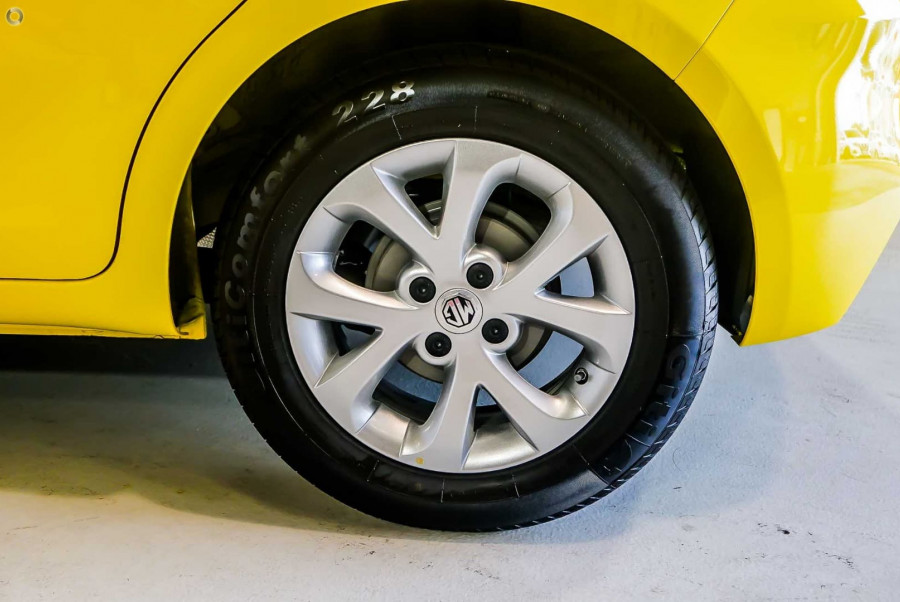 2021 MG MG3 (No Series) Core with Nav Hatchback
