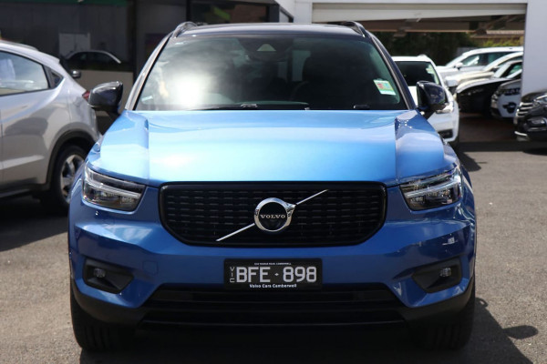 2019 Volvo Xc40 (No Series) MY20 T5 R-Design Suv Image 2