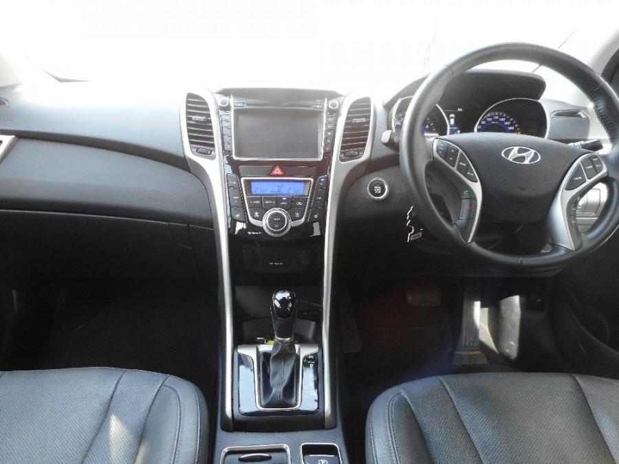 2014 Hyundai i30 GD  Auto Petrol Premium Hatchback