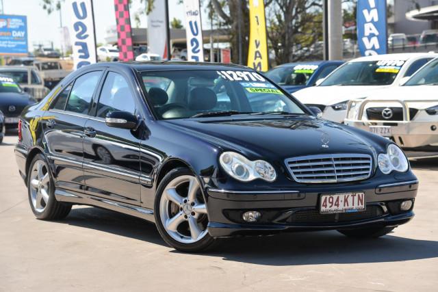 2006 Mercedes-Benz C200 Kompressor W203  C200 Kompr Classic Sedan
