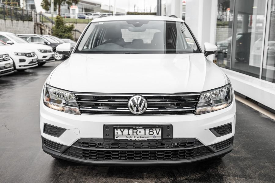 2020 Volkswagen Tiguan 5N 110TSI Trendline Suv Image 3