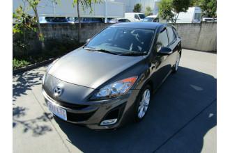 2009 Mazda 3 BL10L1 SP25 Activematic Hatchback Image 3