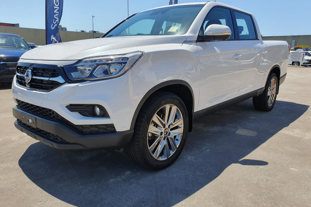 2019 SsangYong Musso XLV Ultimate Plus 8 of 20