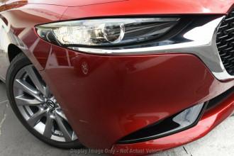 2020 Mazda 3 BP G25 GT Sedan Sedan Image 2