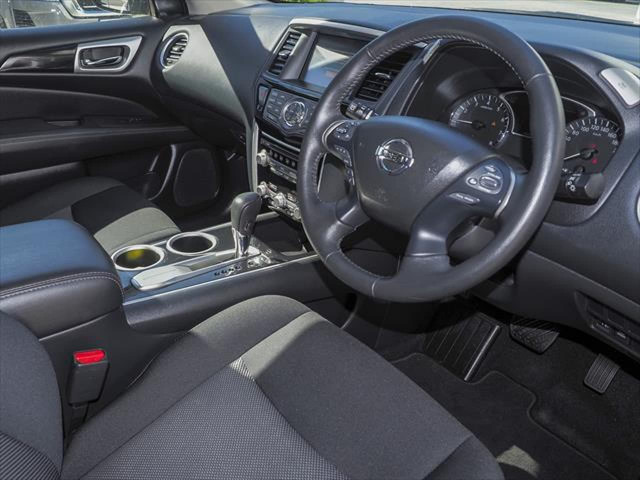 2019 Nissan Pathfinder R52 Series III MY19 ST+ N-TREK Suv Image 7