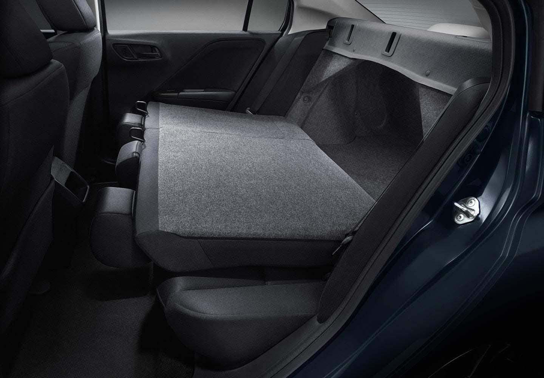 City Split-fold Rear Seats