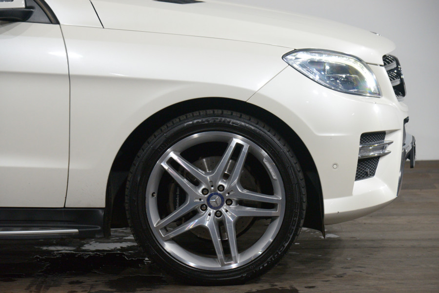2013 Mercedes-Benz Ml 350cdi Bluetec (4x4)