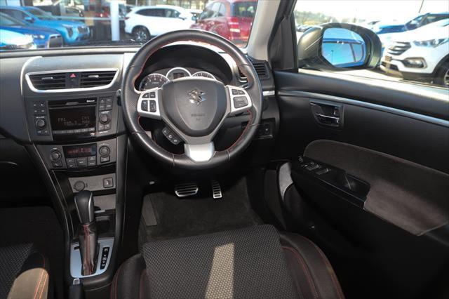 2012 Suzuki Swift FZ Sport Hatchback Image 12