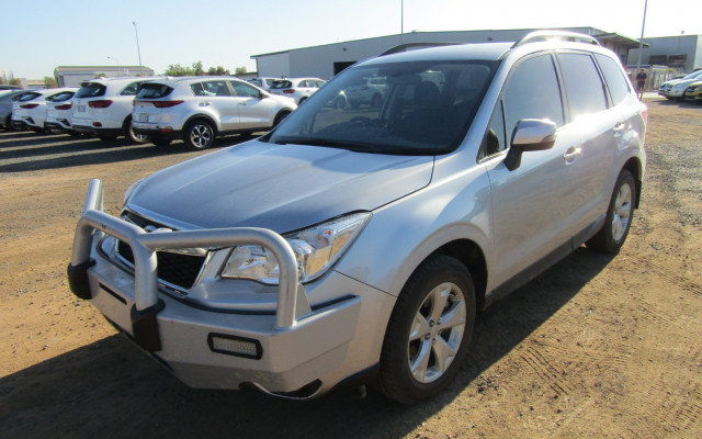 2015 Subaru Forester S4 MY15 2.0D-L Suv Image 3