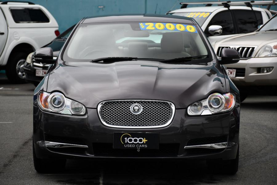 2009 MY10 Jaguar Xf X250 MY10 Luxury Sedan Image 2