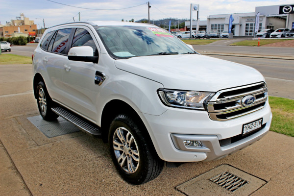 2017 MY18.00 Ford Everest UA  Trend Suv