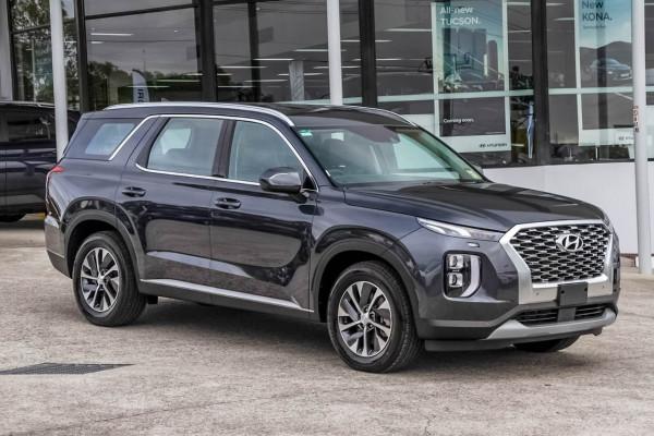 2021 Hyundai Palisade LX2.V1 Palisade Wagon Image 2