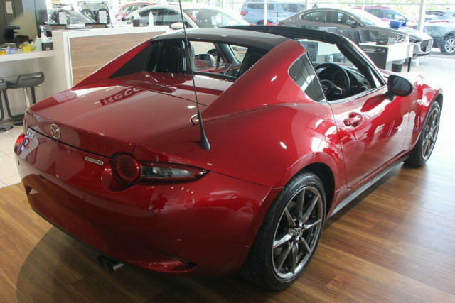 2020 MY19 Mazda MX-5 ND RF GT Convertible Image 2