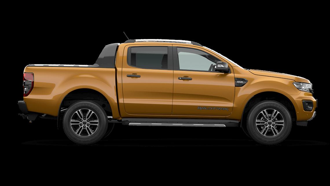 2020 MY20.75 Ford Ranger PX MkIII Wildtrak Utility Image 3