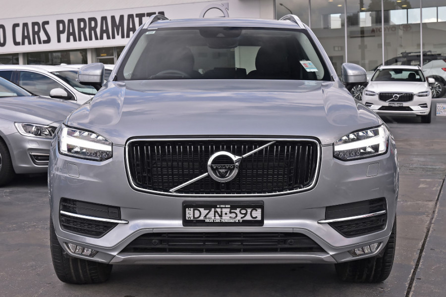 2018 MY19 Volvo XC90 L Series T6 Momentum Suv Mobile Image 4