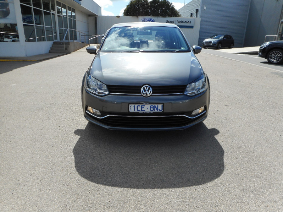 2015 Volkswagen Polo Hatchback