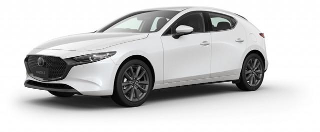 2021 Mazda 3 BP G20 Touring Hatchback Mobile Image 1