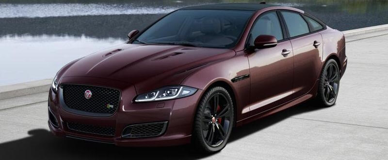 2019 Jaguar XJ X351 SWB XJR575 Sedan