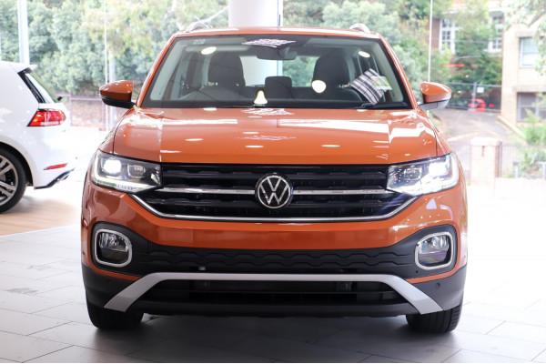 2021 MY22 Volkswagen T-Cross 85TSI Style 1.0L T/P 7Spd DSG Suv Image 4