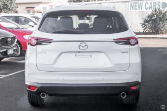 2020 MY21 Mazda CX-8 KG Series Sport Suv Image 3