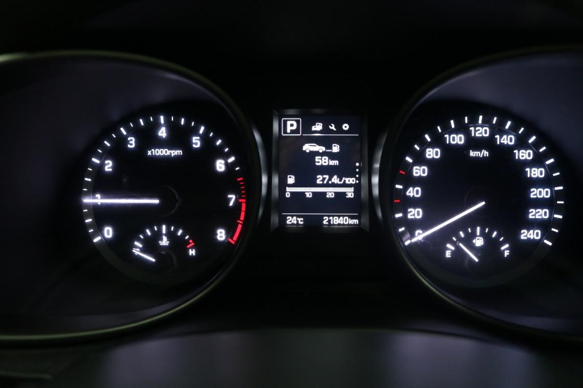 2017 MY18 Hyundai Santa Fe DM4 MY18 ACTIVE Suv Image 12