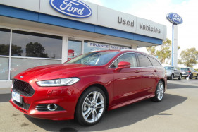 Ford Mondeo TITANIUM MD 2018.25MY