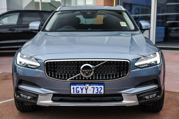 2019 MY20 Volvo V90 Cross Country P Series MY20 D5 Geartronic AWD Wagon Image 2