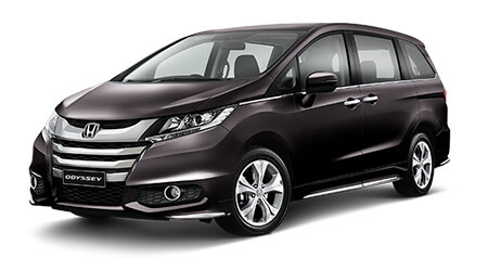 2018 Honda Odyssey 5th Gen VTi Wagon