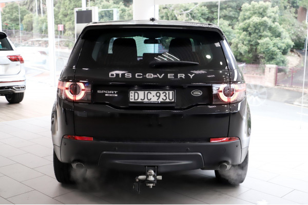 2016 MY16.5 Land Rover Discovery Sport L550  Si4 SE Suv Image 5