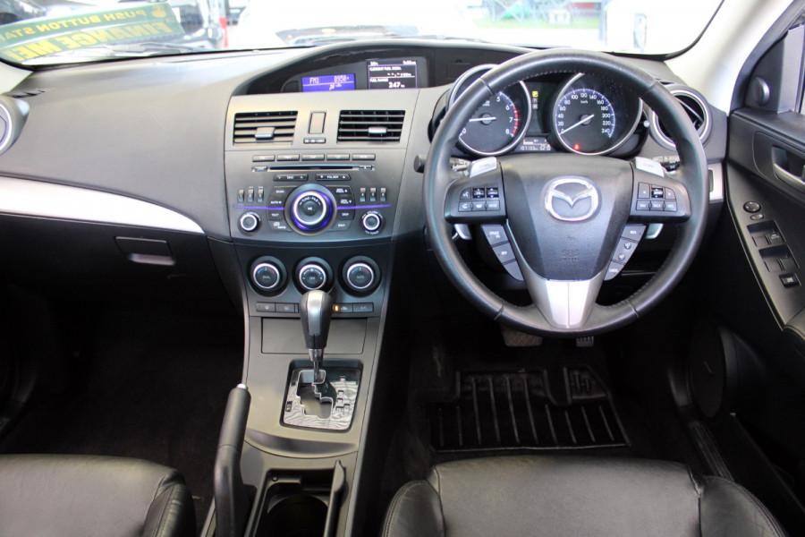 2011 Mazda 3 BL10L2 SP25 Hatchback