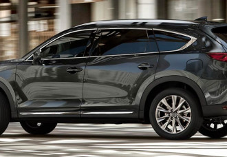 BRAND-NEW MAZDA CX-8 DIESEL ACHIEVES FIVE STAR ANCAP RATING