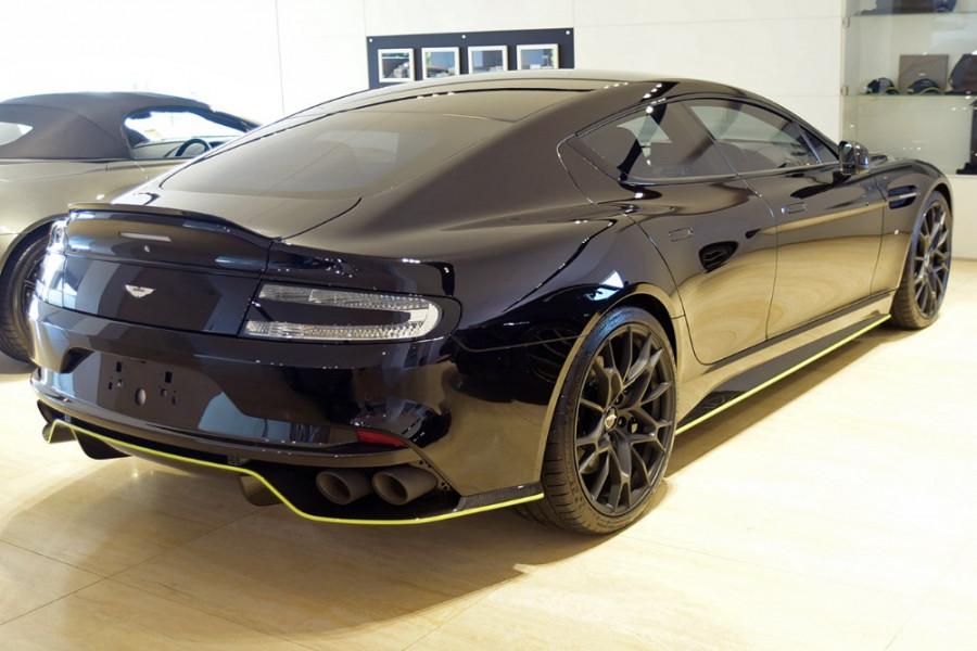 2019 Aston martin Rapide AMR 6.0L V12 8Spd Auto Sedan Mobile Image 8