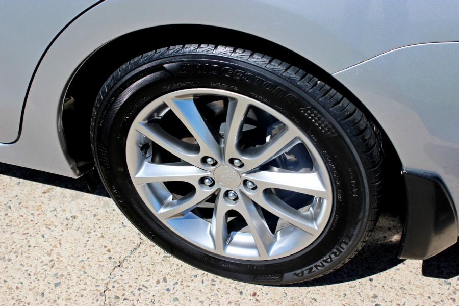 2014 Subaru Impreza G4  2.0i Sedan Image 8